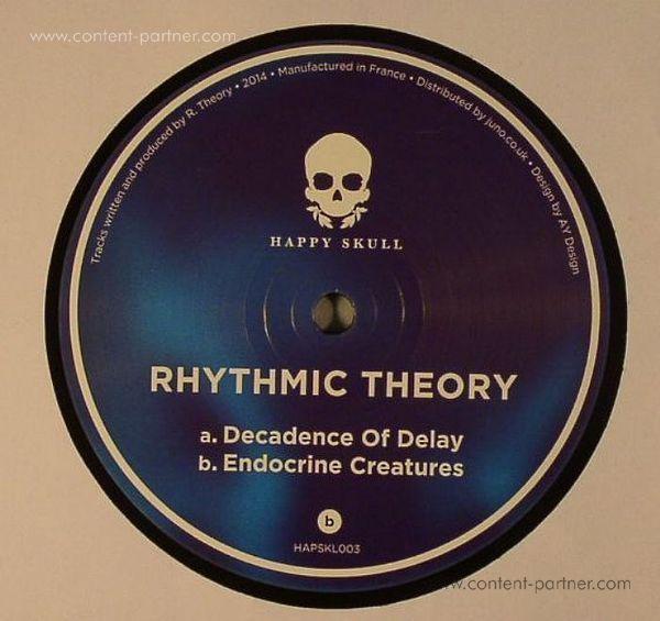 Rhythmic Theory - Decadence Of Delay (Back)