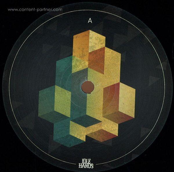 Rhythmic Theory - Endless Forms (Back)