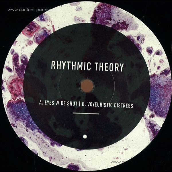 Rhythmic Theory - Eyes Wide Shut / Voyeuristic Distress (Back)