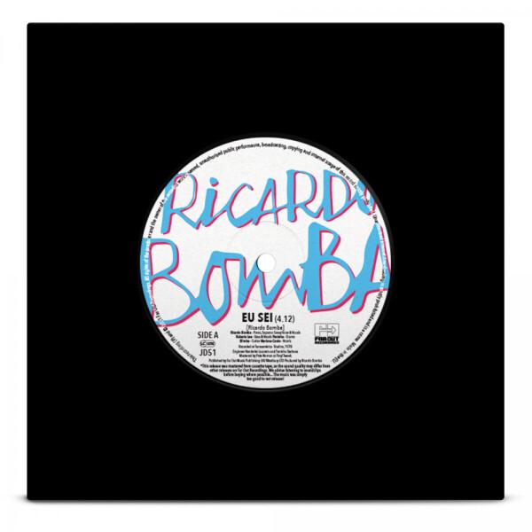 """Ricardo Bomba - Eu Sei / Flutuando (7"""" Vinyl Single)"""
