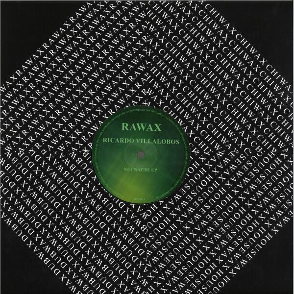 Ricardo Villalobos - Neunachi EP