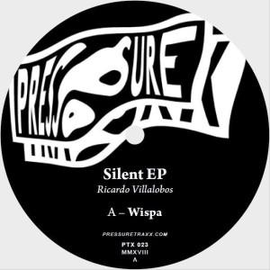 Ricardo Villalobos - Silent EP