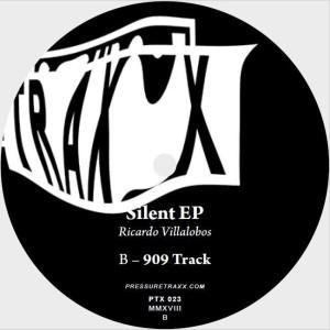 Ricardo Villalobos - Silent EP (Back)