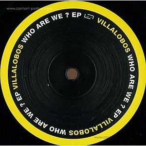 Ricardo Villalobos - Who Are We Ep