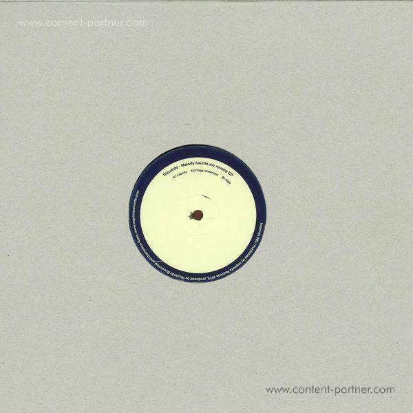 Riccardo - Melody Haunts My Reverie EP (Back)