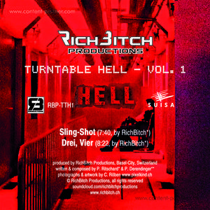 RichBitch - Turntable Hell Vol. 1