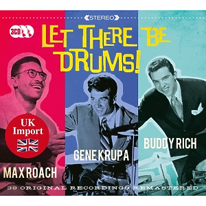 Rich,Buddy/Krupa,Gene/Roach,Max - Let There Be Drums