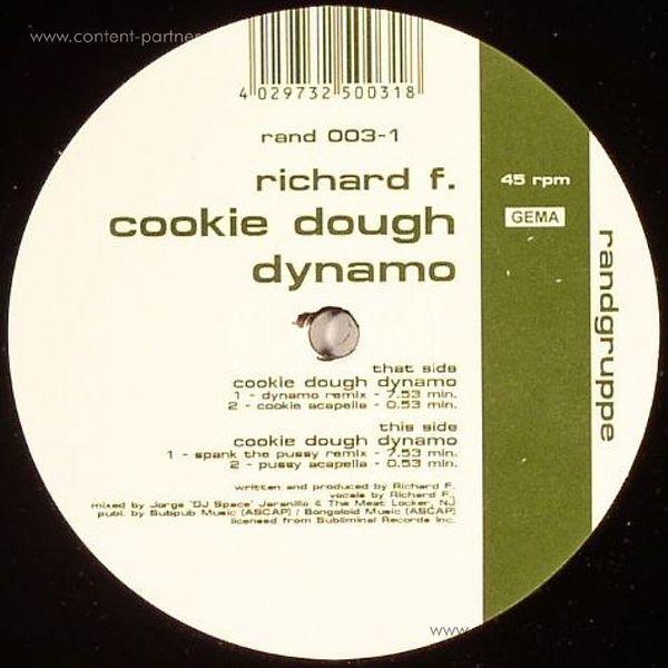 Richard F - Cookie Dough Dynamo (Back)