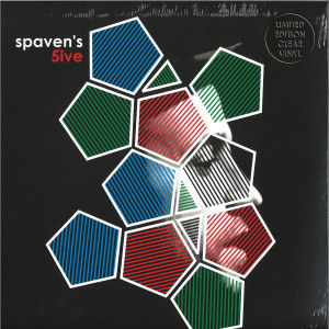 Richard Spaven - Spaven's 5ive (Clear Vinyl LP)