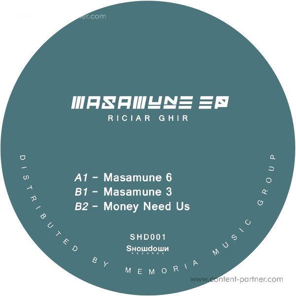 Riciar Ghir - Masamune EP
