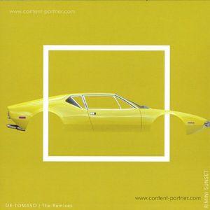 Rimini Sunset - De Tomaso (The Remixes)
