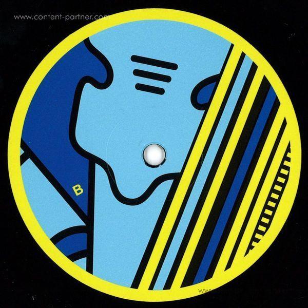 Rinaldo Makaj / Josh Tweek / John Dimas... - To The Moon Phase I (Back)