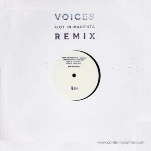 Riot In Magenta - Voices (Eddie Niguel Remixes)
