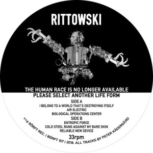 Rittowski - The human race is no longer available, please sele