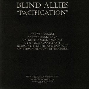 Rnbws / Caprithy / Cybereign / Universo - Pacification (Back)