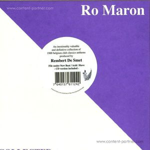 Ro Maron - Collected # 1 (2x12'')