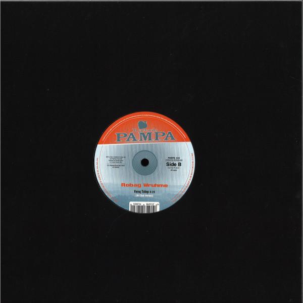 Robag Wruhme - Nata Alma / Venq Tolep EP (Back)
