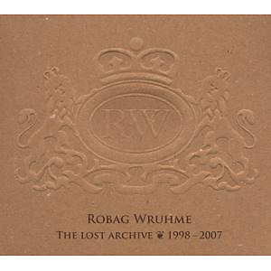 Robag Wruhme - The Lost Archive EP
