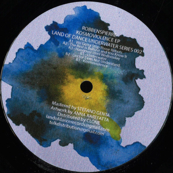Robbenspierre - Kosmoviolence