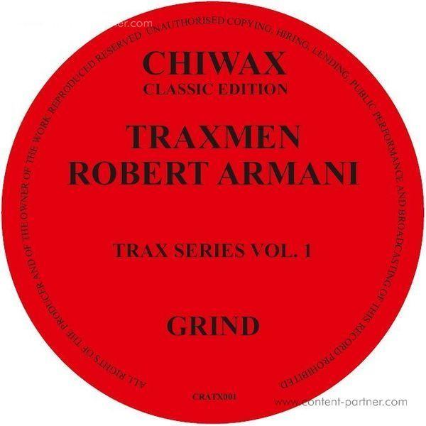 Robert Armani & Traxmen - Grind
