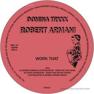 Robert Armani - Work That