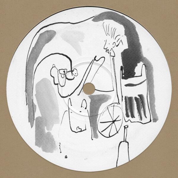 Robert Fleck - Soft Focus EP (feat Gasometric Run remix) (140 gra