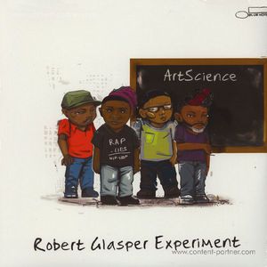 Robert Glasper Experiment - ArtScience (2LP)