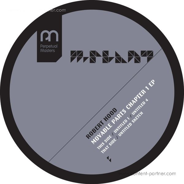 Robert Hood - Moveable Parts Chapter 1 (Back)