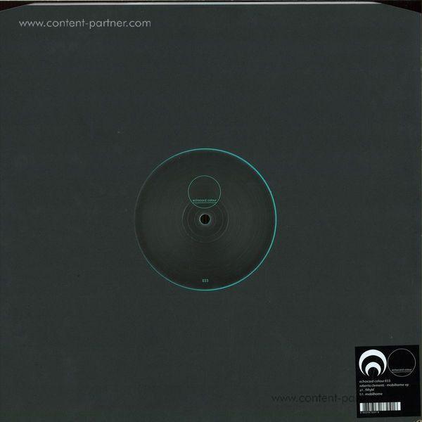 Roberto Clementi - Mobilhome EP (Back)