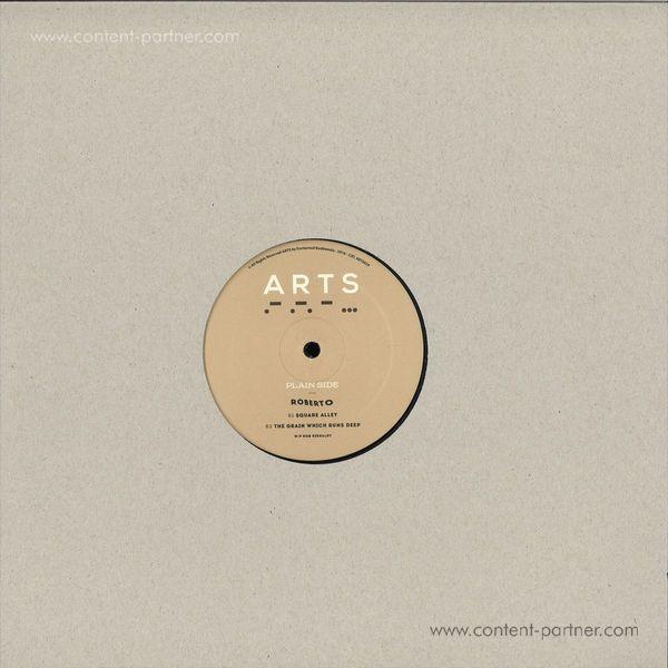 Roberto - Dreams Of A Solo (Trevino Remix) (Back)