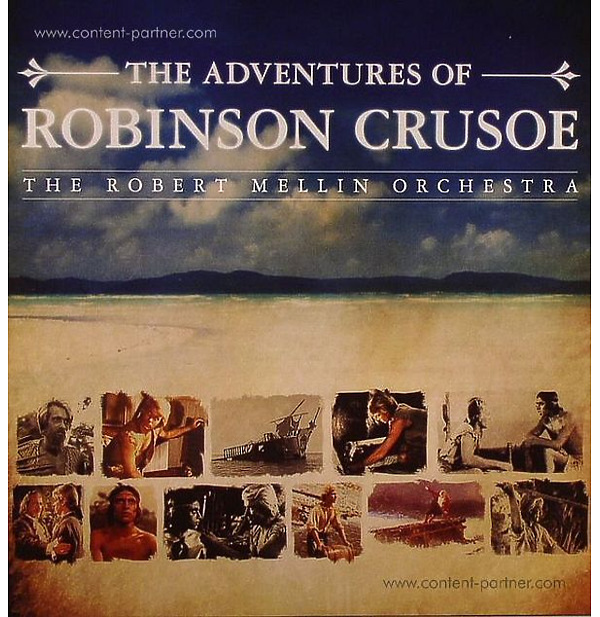Robinson Crusoe - Original 1960s Tv Theme Score