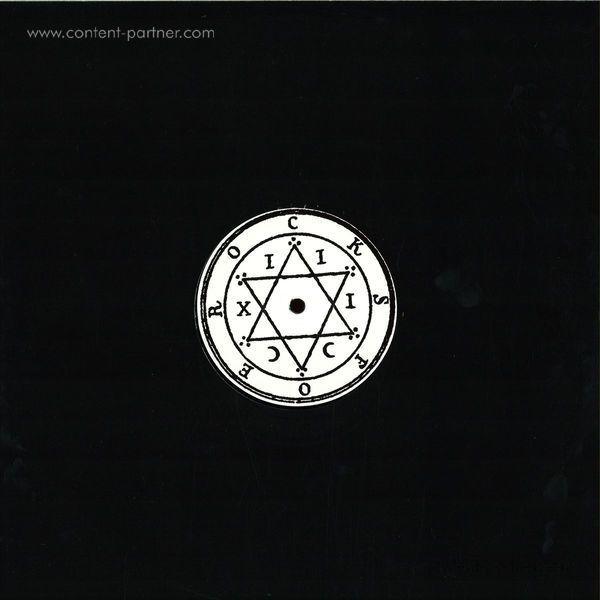 Rocks Foe - Legion EP (Back)