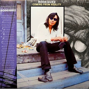 Rodriguez - Coming From Reality (Vinyl LP Reissue)