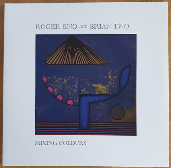 Roger Eno & Brian Eno - Mixing Colours (2LP)