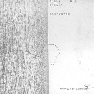 """Roger Gerressen Presents - Monoaware (2x12"""")"""