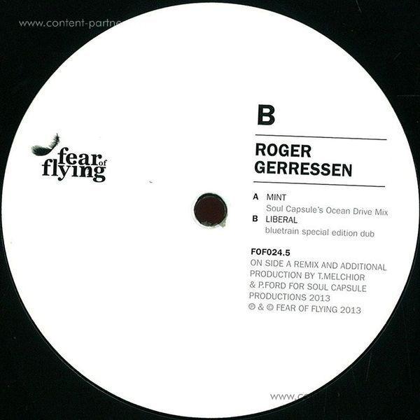 Roger Gerressen - Drona / Oan (Soul Capsule Remix)