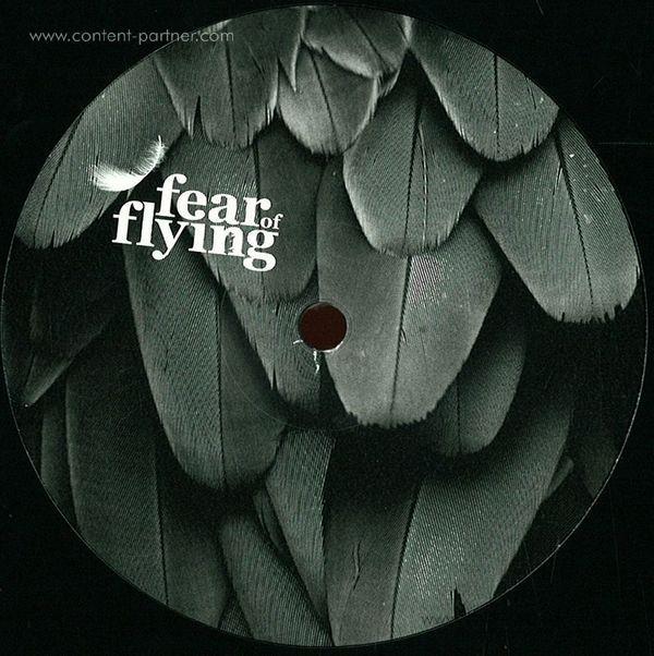Roger Gerressen - Drona / Oan (Soul Capsule Remix) (Back)