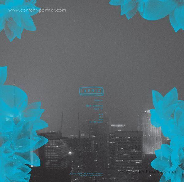 Roger Gerressen - Yauch EP (Back)