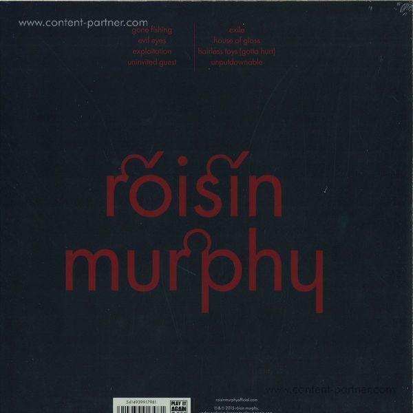 Roisin Murphy - Hairless Toys (LP+CD) (Back)