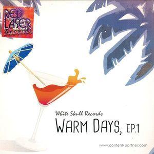 Romain Bezzina / Bent / Napoleon - Warm Days EP