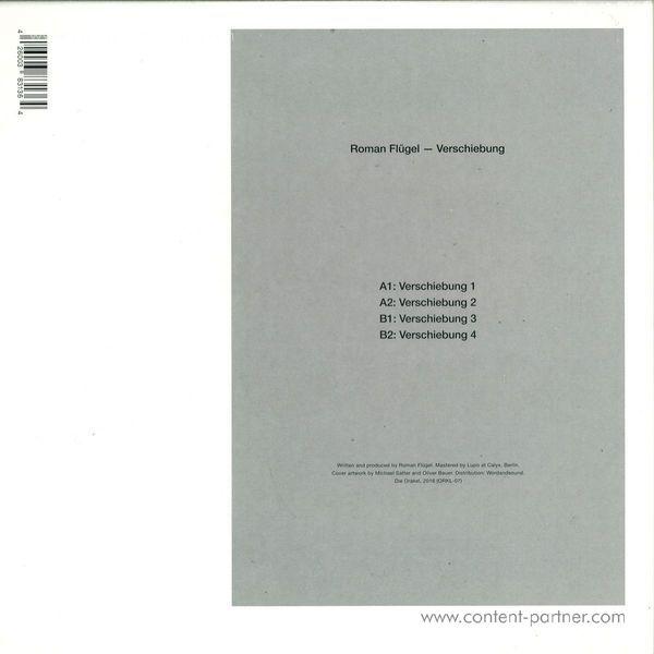 Roman Flügel - Verschiebung (Back)