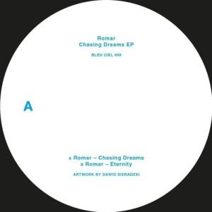 Romar - CHASING DREAMS EP (180G BLUE WHITE MARBLED VINYL O