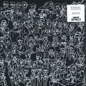 Romare - Love Songs: Part Two (LTD Coloured 2LP+MP3)