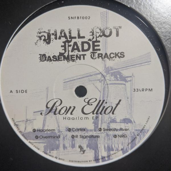 Ron Elliot - Haarlem EP