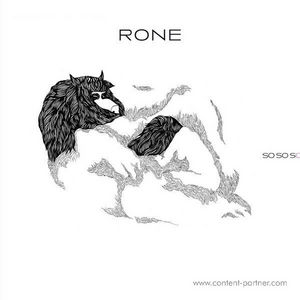 Rone - So So So (12''/Grey Marbled Transparent) Repress