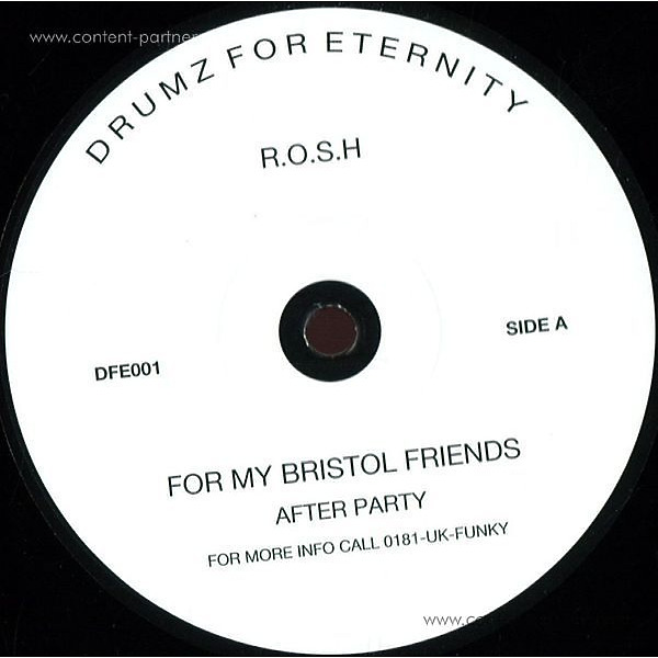 R.o.s.h. - For My Bristol Friends