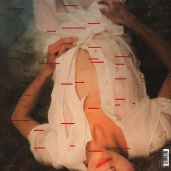 Rosie Lowe - Yu (Red Vinyl LP) (Back)