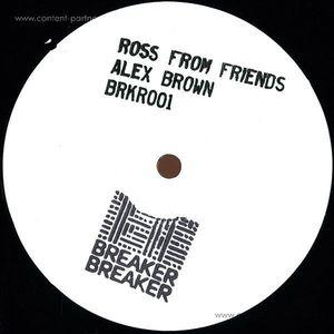 Ross From Friends - Alex Brown