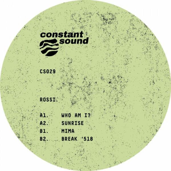 "Rossi - Who Am I? (140 gram vinyl 12"")"