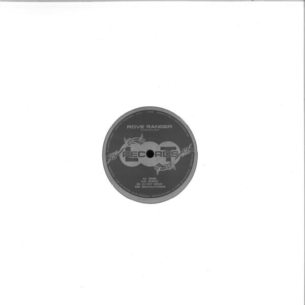 Rove Ranger - 101010 EP (Back)